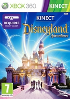 Microsoft Disneyland Adventures f/Kinect, Xbox 360, DEU