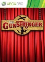 Microsoft The Gunstringer, Xbox 360, DEU