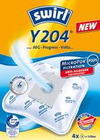 Swirl Y 204 (Weiß)