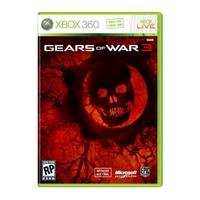 Microsoft Gears of War 3, Xbox 360, DEU
