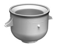 KitchenAid 5KICA0WH Mixer / Küchenmaschinen Zubehör (Silber)