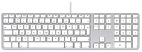 Apple MB110D/B Tastatur (Weiß)