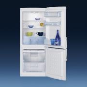 Beko CSA 21020 Kühl-Gefrierschrank (Weiß)