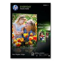 HP Q5451A Fotopapier (Schwarz, Blau, Weiß)