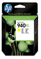 HP 940XL Gelb Original Tintenpatrone mit hoher Reichweite