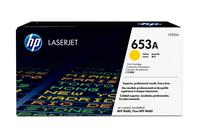 HP 653A Gelb Original LaserJet Tonerkartusche