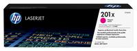 HP 201X Magenta Original LaserJet Tonerkartusche mit hoher Reichweite
