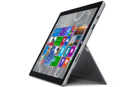 Microsoft Surface 3 LTE 128GB 3G 4G Silber (Silber)