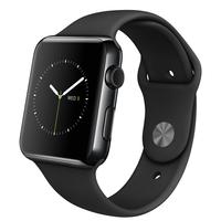 Apple Watch (Schwarz, Schwarz)