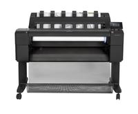 HP Designjet T930 36-Zoll-Drucker Großformatdrucker