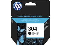 HP 304 Schwarz Original Tintenpatrone