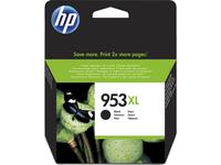 HP 953XL Schwarz Original Tintenpatrone mit hoher Reichweite