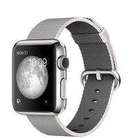 Apple Watch (Beige, Grau, Edelstahl)