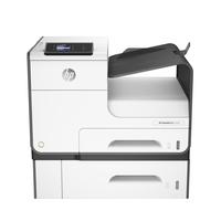 HP PageWide Pro 452dwt Drucker und Papierfach (Schwarz, Weiß)