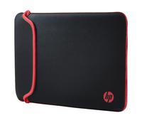 HP Neoprenhülle, 29,46 cm (11,6 Zoll) (Schwarz/Rot) (Schwarz, Rot)