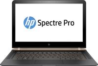 HP Spectre Pro 13 G1 Notebook-PC (ENERGY STAR) (Silber)