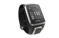 TomTom Golfer 2 GPS-Uhr – Schwarz – Breit Sportuhr (Schwarz, Edelstahl)