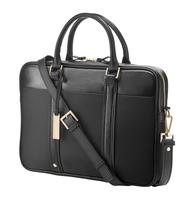 HP Spectre Slim Topload-Tasche, schwarz, 14 Zoll (Schwarz)