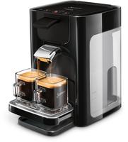 Senseo Quadrante Kaffeepadmaschine HD7865/60 (Schwarz)