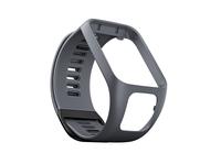 TomTom Wechselarmband (Grau – Größe L) (Grau)