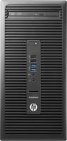 HP EliteDesk 705 G3 Microtower-PC (ENERGY STAR) (Schwarz)