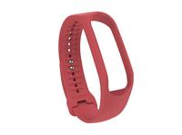 TomTom Touch Fitness-Tracker-Armband (Koralle – Größe S) (Koralle, Rot)
