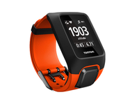 TomTom ADVENTURER MULTISPORT-GPS-UHR – ORANGE (Schwarz, Orange)