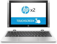 HP x2 210 G2 Detachable-PC (ENERGY STAR) (Silber)