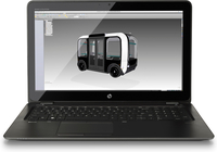 HP ZBook 15U G4 Mobile Workstation (ENERGY STAR) (Schwarz)