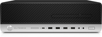 HP EliteDesk 800 G3 Small-Form-Factor-PC (ENERGY STAR) (Schwarz, Silber)