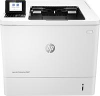 HP LaserJet Enterprise M607n (Weiß)