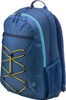 HP Active Rucksack (Blau, Gelb)