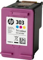 HP 303 Cyan/Magenta/Gelb Original Tintenpatrone