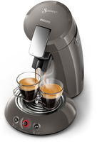 Senseo Original Kaffeepadmaschine HD6556/00 (Grau)
