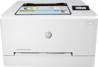 HP LaserJet Color Pro M254nw (Weiß)
