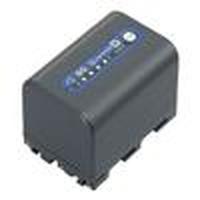 Duracell Camcorder Battery 7.4v 2800mAh Lithium-Ion (Li-Ion) 2800mAh 7.4V Wiederaufladbare Batterie (Schwarz)
