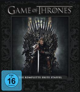 Game of Thrones - Die 1. Staffel, DVD