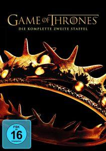 Game of Thrones - Die 2. Staffel, DVD