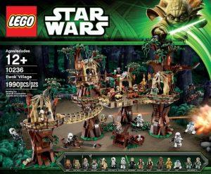 Lego Star Wars 10236 - Ewok Village (Mehrfarbig)