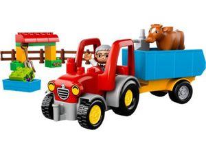 Lego Duplo 10524 - Traktor (Mehrfarbig)
