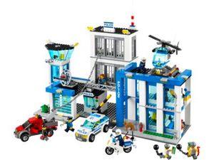 Lego City 60047 - Ausbruch aus der Polizeistation (Mehrfarbig)
