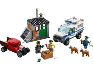 Lego City 60048 - Gauner-Versteck (Mehrfarbig)