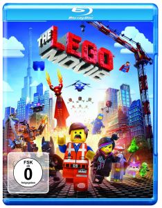 The LEGO Movie, Blu-Ray