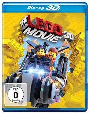 The LEGO Movie, Blu-Ray 3D