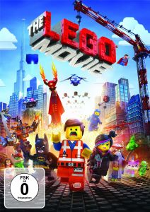 The LEGO Movie, DVD