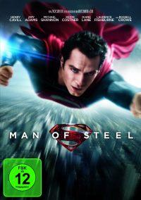 Man Of Steel, Blu-Ray