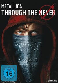 Metallica - Through The Never, Steelbook Blu-Ray 3D