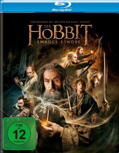 Der Hobbit: Smaugs Einöde, Blu-Ray