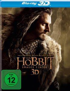 Der Hobbit: Smaugs Einöde, Blu-Ray 3D