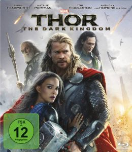 Thor - The Dark Kingdom, DVD